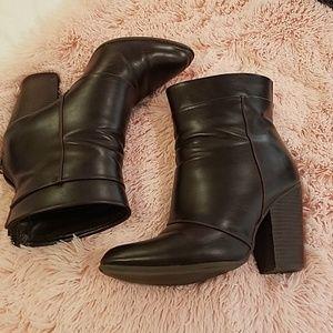 A+ Dark Brown Boots